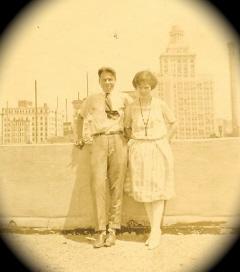 1920's Dejean girl